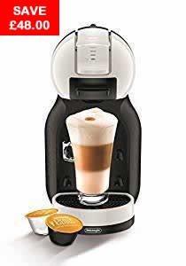 De'Longhi Nescafe Dolce Gusto Mini Me Pod Coffee Machine