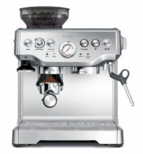 Sage Heston Blumenthal Barista Express bean to cup coffee machine the Best High End Coffee Machines