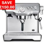 sage by heston blumenthal coffee machine