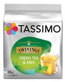 twiaings green tea and mint t-disc