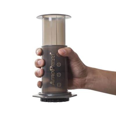Aerobic AeroPress Coffee Maker with Tote Storage Bag