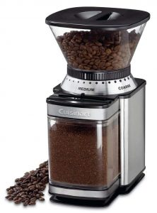 cuisinart coffee grinder reviews