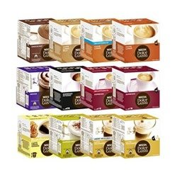 nescafe dolce gusto pod coffee machines pods