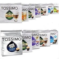 tassimo pods - pod coffee machines