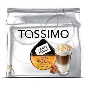 Carte Noire Caramel Latte Macchiato