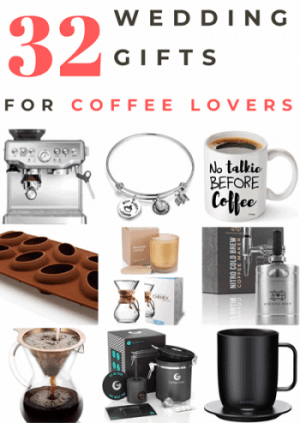 Coffee Wedding Gifts