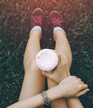 Coffee can aid exercise