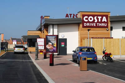 Costa Coffee Drive Thru Locations Near Me