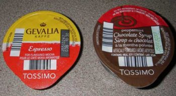 Gevalia Peppermint Mocha T-Discs for Tassimo pods