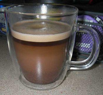 Gevalia Peppermint Mocha cup
