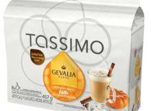 Gevalia Pumpkin Spice Latte T-Discs