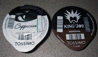 King of Joe Cappuccino