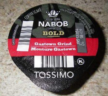 Nabob Bold Gastown Grind T-Discs
