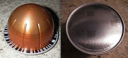 Nespresso VertuoLine Hazelino Capsules