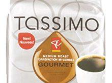Presidents Choice Gourmet Medium Roast Tassimo pods