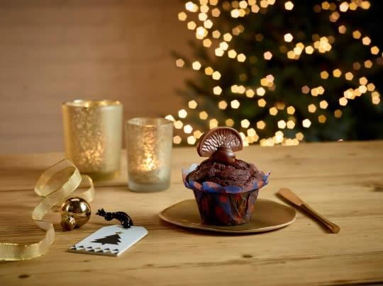 Terrys Chocolate Orange Muffin