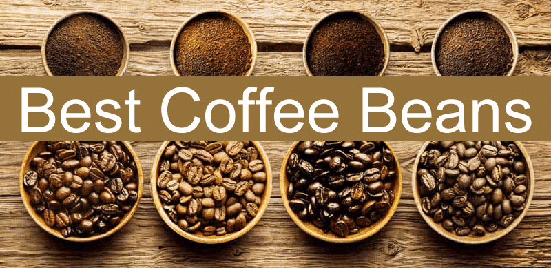 Best coffee beans and ground coffee