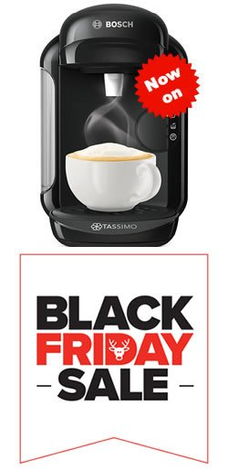 Tassimo Coffee Machine Instructions - Review & Discounts