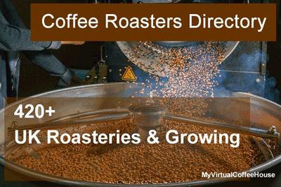 UK coffee roasters directory