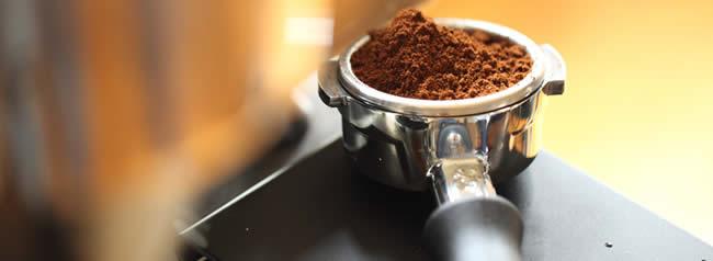 espresso preperation