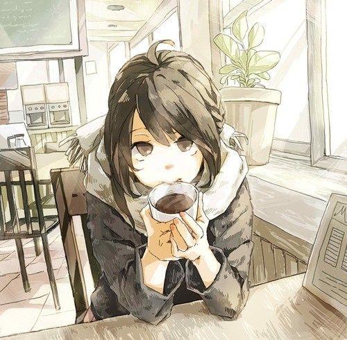 Manga Cafe