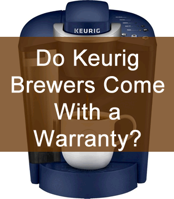 keurig warranty