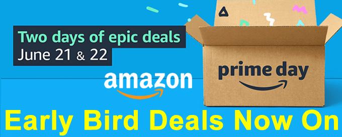 Amazon prime day coffee sales