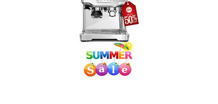 summer coffee sales
