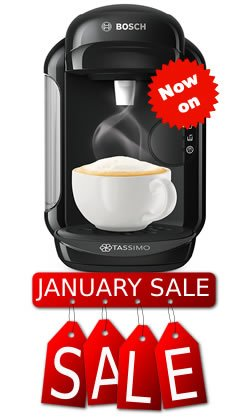 tassimo january sales