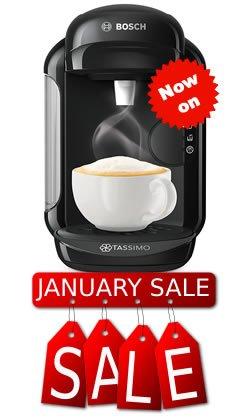 tassimo january sales